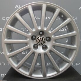 "*** WANTED - Set of 16/17"" VW alloys to fit a 2006 Passat - 5 X 112 Fitment - £ CASH WAITING £ ***"