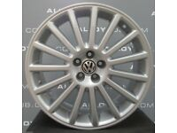 """*** WANTED - Set of 16/17"""" VW alloys to fit a 2006 Passat - 5 X 112 Fitment - £ CASH WAITING £ ***"""