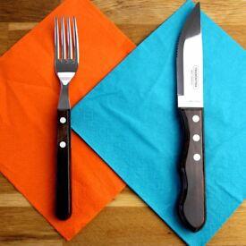 12 pcs cutlery set - NEW