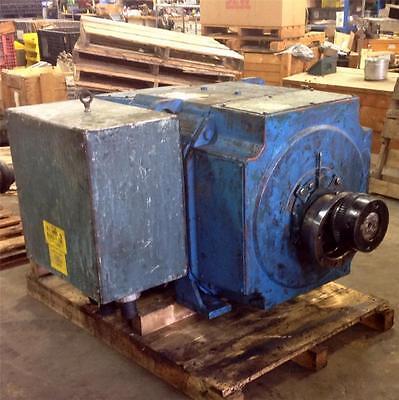 RELIANCE ELECTRIC FRAME B686ATZ 500V 1150/1380RPM 600HP DC MOTOR 3DB847126-T1-XM