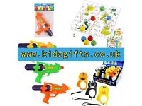 Kids Toys, Party Bag Fillers, Party Accessories and Novelty Stationery - Retail and Wholesale Toys