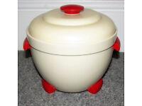 Ice Bucket, Vintage Thermos