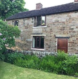 Country cottage 2bedrooms lovely location