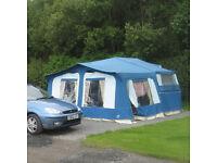 Pennine Fiesta Folding Camper 2005