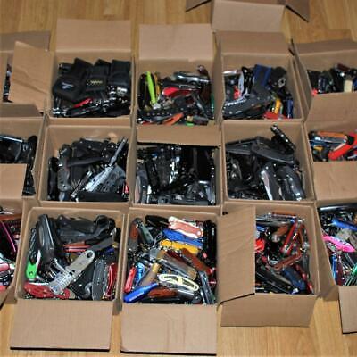 *Grab Bag* Lot of 6 TSA Confiscated Pocket Knives Various Brands Treasure Hunt!!