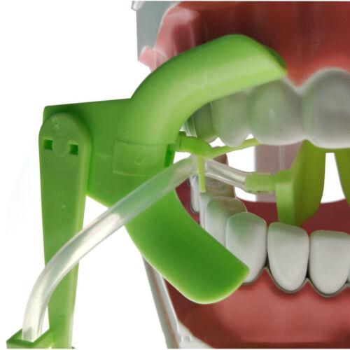 Dental Oral Dry Field System Nola Retractor Lip Cheek Retractor & Suction System