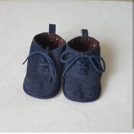 2 Pairs of Baby prewalker shoes.