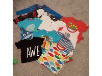9-12 months boys clothes *£25*