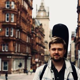 Guitar lessons/guitar teacher in Glasgow city centre