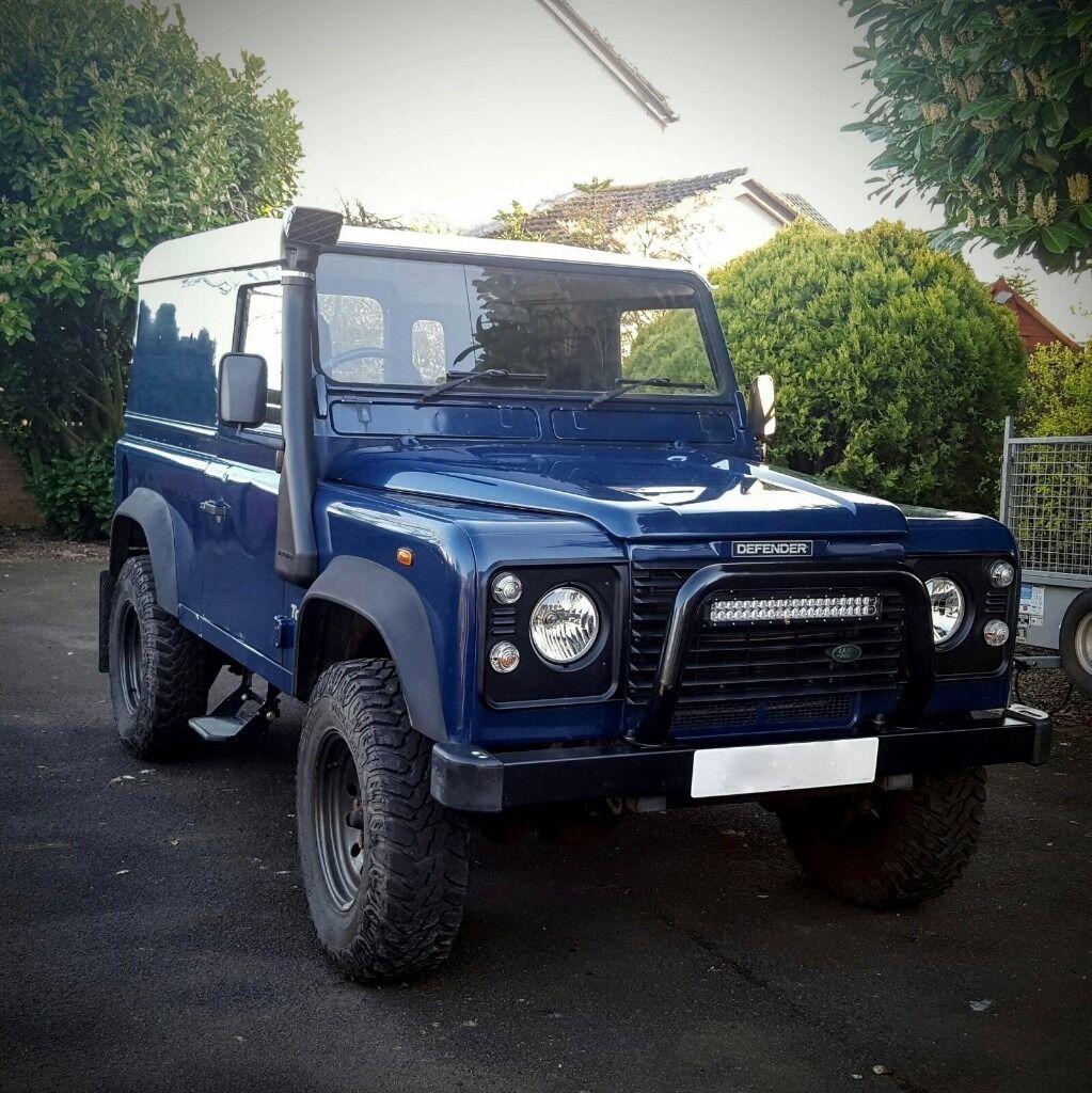 Land Rover Defender 110 Td5 Landroverdefender Td5: Land Rover Defender 90 TD5 Hardtop ****PRICE REDUCED