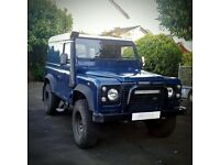 Land Rover Defender 90 TD5 Hardtop ****PRICE REDUCED****