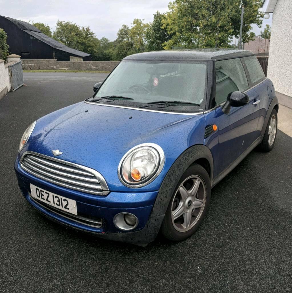 2007 Mini Cooper D 1 Full Years Mot 30 Annual Road Tax 16l