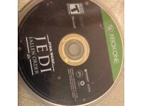 Star Wars JEDI Fallen Order Xbox One Disc Only