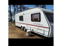 Coachman wanderer 19/4 4birth touring caravan