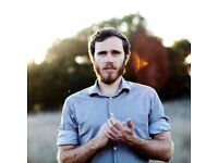 JAMES VINCENT MCMORROW 11th OCTOBER concert in Manchester