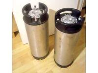 Two corny kegs for sale - Cornelius keg 19 L