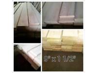 New Scaffold boards - 3.9m x 225mm x 38mm