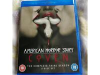 American Horror Story Coven Blu Ray