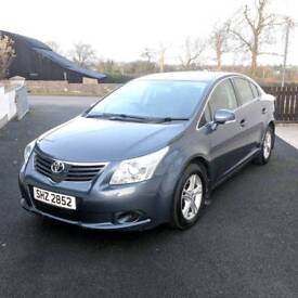 2011 Toyota Avensis T2 D-4D *MOT'd to June 2018, Low Miles, Tow Bar*