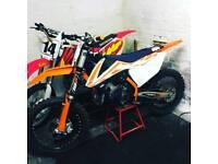 KTM 150 sx 2017 not cr crf yz yzf rm rmz kx kxf