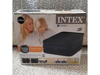 BRAND NEW!!!!!! INTEX Dulux Air bed Queen size