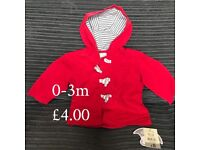 Baby clothes - brand new - pics with prices