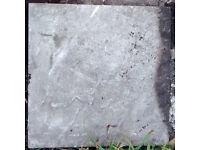 22 paving slabs