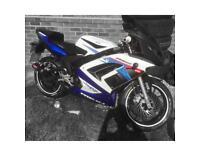 RIEJU RS2 50cc Motorbike