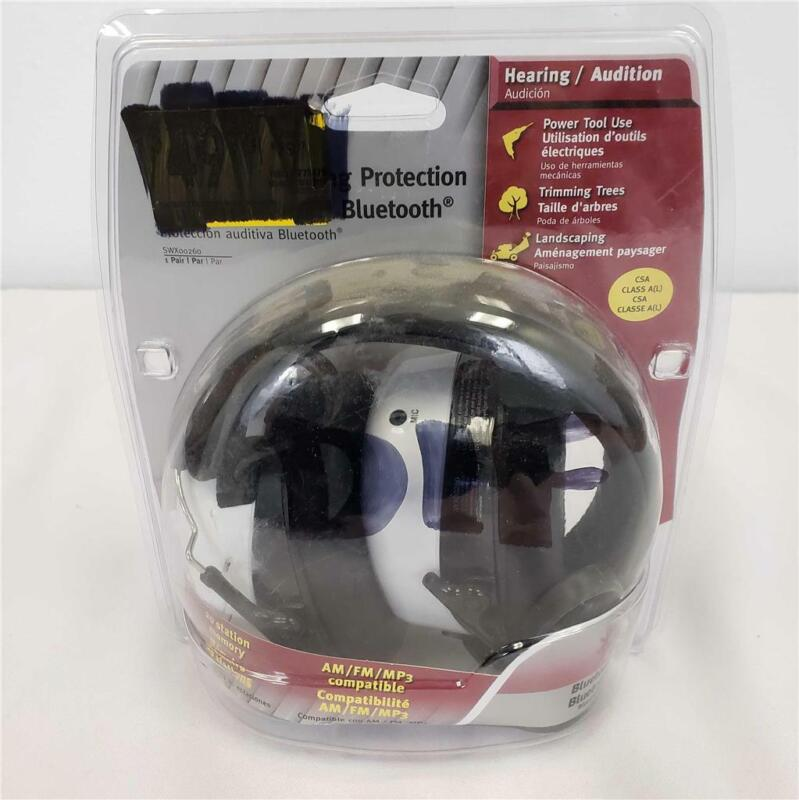 = Safety Works Bluetooth Digital Hearing Protection Earmuffs SWX00260