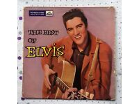 """The Best Of Elvis 10"""" from 1957 Uk Lp"""