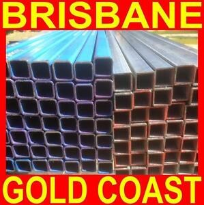 RHS Steel Painted Box Tube Square Box - Brand New Beenleigh Logan Area Preview