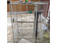 Large Parrot Cage suitable for a Macaw