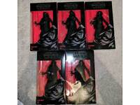 Star Wars Kylo Ren Black Series 6 inch figure 5 Available - NEW