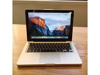 """MacBook Pro 13"""" 2012 i5 500GB HDD With Logic Pro, Cubase, Ableton"""