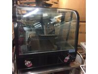Chilled Display cabinet, great condition , hardly used