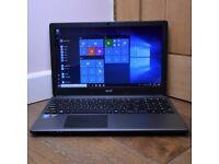 "Acer Aspire E1-572G 15.6"" Gaming Multimedia Laptop Core i5 4200U 2.6GHz Radeon Windows 10"