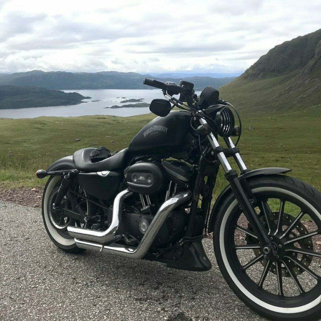 2015 Harley Davidson Sportster Iron 883 XL Full Stage 1