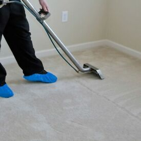 End of Tenancy and carpet cleaning services.