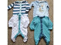 Tiny/Small Baby Boys clothes