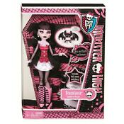 Monster High Draculaura First Wave