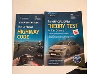 The Official highway code and theory test book for 2017