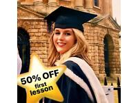 English & Psychology Tutor £40/hour – Oxford Graduate & MSc Researcher, 100% A+ Pass Rate