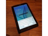 Samsung Galaxy Tab E (9.6 inches). Immaculate Condition.