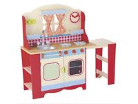 **Reduced** Childrens play kitchen