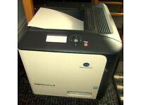Konica Minolta Magicolor 4750EN A4 Colour Laser Printer - Very reliable! Printer for life.