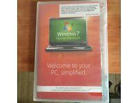 Windows 7 Home edition Original