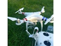 Phantom 3 standard with accessories