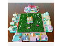 Vintage 94 Polly pocket set, Collectible RARE!