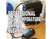 Best Value Carpet Cleaner in London, Prices From £28 For the First Room and £20 For Additional Rooms