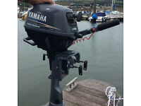 Yamaha F2.5A, 2.5hp - 4 Stroke outboard motor 2003 (Long Shaft)